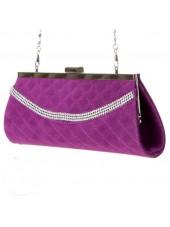 Damska torbica purple