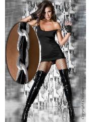 Oblekca black fantasy (Chilirose)