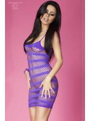 Mini obleka vijolična(Chilirose)